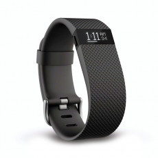 Fitbit Charge HR Black Large