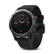 Garmin Fenix 5 GPS Watch Slate Gray with Black Band