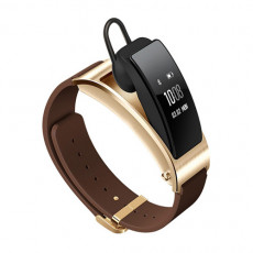 Huawei Talkband B3 Smartband with Bluetooth Headset Brown