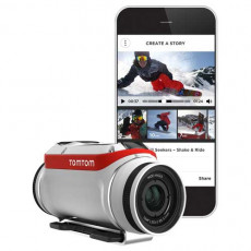 TomTom Bandit Action Camera 16MP Bundle Premium Pack