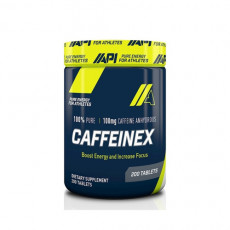 API Pre Workout Caffeinex 200 TAB