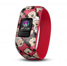 Garmin Vivofit Jr. 2 Activity Tracker for Kids Disney Minnie Mouse (Ages 4-7)