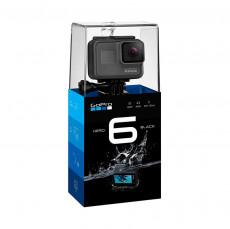 GoPro Hero 6 Black 12 MP 4K Sports, Action Camera