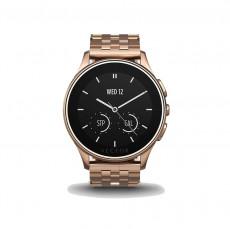 Vector Luna Rose Gold with Rose Gold Bracelet Smart Watch