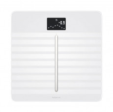 Nokia Body Cardio Heart Health and Body Composition White Scale