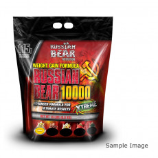 Russian Bear Weight Gainer Russian Gainer 15LB
