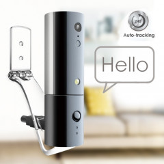 Amaryllo Koova Security Robot Camera Auto-Tracking Black / Silver