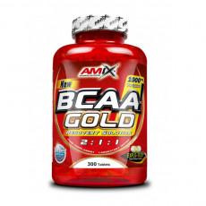 AMIX Amino Acids & BCAA Gold BCAA 300TAB