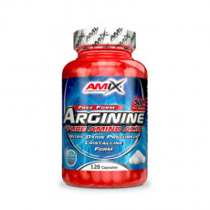 AMIX Amino Acids & BCAA L-Arginine 120Cap