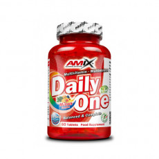 AMIX Vitamins Health & Herbs Daily One 60TAB