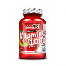 AMIX Vitamins Health & Herbs Vitamine C 100Cap