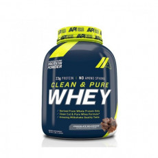 API Whey Protein Clean & Pure Whey 4LB