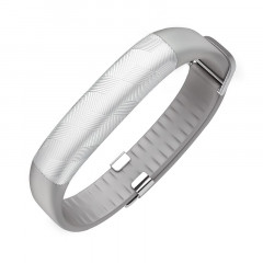 UP2 By Jawbone Sleep and Activity Tracker Light Grey Hex