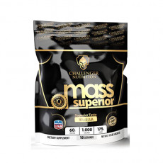 Challenger Muscle Gainer Mass Superior 10LB