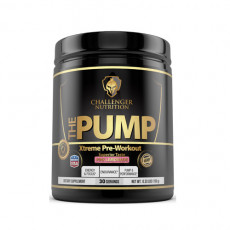 Challenger Pre Workout Pump Extreme Pre Workout 30SERV