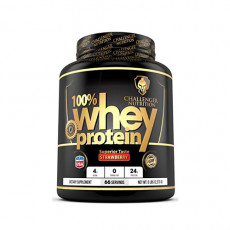 Challenger Whey Protein 100% Whey Protein  5LB