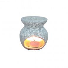 Crescent White Mini Aroma Candle Diffusers