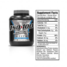 Dymatize Protein ISO 100 3LB