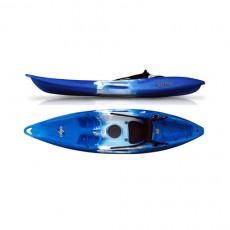 FeelFree Nomad Single Sit on Kayak with wheel (Purple/White/Purple)