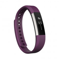 Fitbit Alta Plum Large Fitness Activity Tracker