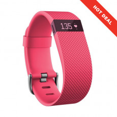 Fitbit Charge HR Pink Large