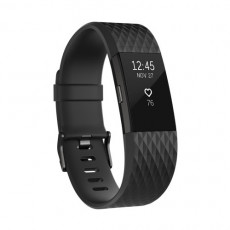 Fitbit Charge 2 Black Gunmetal Special Edition Small