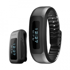 Bewell-Connect MyCoach Activity Tracker Black - BW-F17