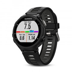 Garmin Forerunner 735XT Black and Gray Watch Only - 010-01614-06