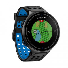 Garmin Approach S5 Golf Touchscreen GPS Watch Black / Blue