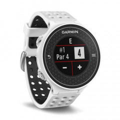 Garmin Approach S6 Golf GPS Watch Light White