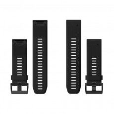 Garmin Fenix 5X QuickFit 26mm Silicone Watch Bands