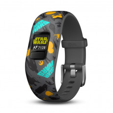 Garmin Vivofit Jr. 2 Activity Tracker for Kids Star Wars The Resistance (Ages 6+)
