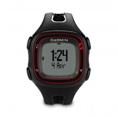 Garmin Forerunner 10 GPS Watch Black and Red