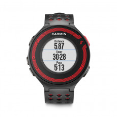 Garmin Forerunner 220 GPS Watch Black and Red