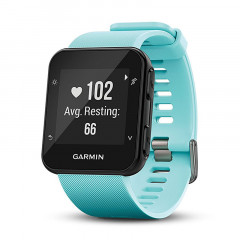 Garmin Forerunner 35 GPS Running Watch with HRM Frost Blue