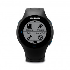Garmin Forerunner 610 Touchscreen GPS Watch Black