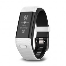 Garmin Approach X40 GPS Golf Band White and Black