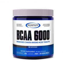 Gaspari Amino Acids & BCAA BCAA 6000 180 TAB