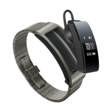 Huawei Talkband B3 Smartband with Bluetooth Headset Titanium