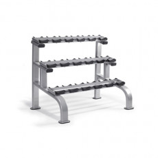 LEXCO Dumbbell Rack-Three Tier Machine - LS-222