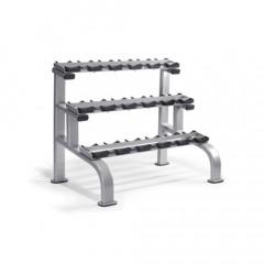 LEXCO Dumbbell Rack-Three Tier Machine - LS-222