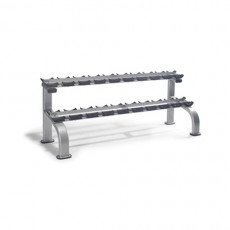 LEXCO Dumbbell Rack-Two Tier Machine - LS-225