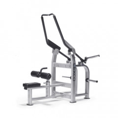 LEXCO Plate Loaded Lat Pulldown Machine - LS-501