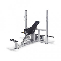 LEXCO Super Incline Bench Machine - LS-208