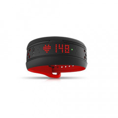 Mio Fuse Activity with Heart Rate Monitor Crimson