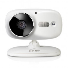 Motorola FOCUS 86 Wi-Fi HD Home Video Camera with Digital Zoom (White)