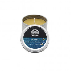 Nirvana Travel Tin Aroma Beeswax Candles