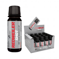 Olimp Pre Workout Red Weiler Shot 60Ml
