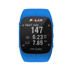 Polar M400 GPS Running Watch Blue