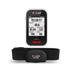 Polar V650 GPS Bike Computer White